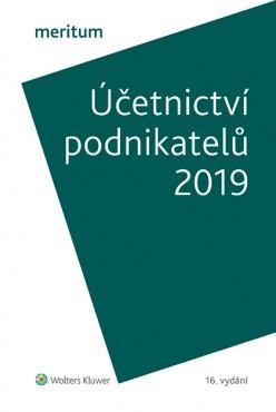 MERITUM Účetnictví podnikatelů 2019