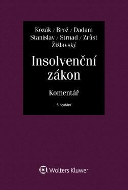 Insolvenční zákon (č. 182/2006 Sb.). Komentář - 5. vydání