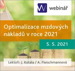 Optimalizace mzdových nákladů v roce 2021 – benefity, výdajové paušály a ostatní zvýhodněné příjmy