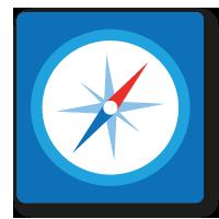 Navigátor ikona