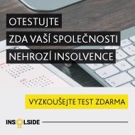 Insolside - testování insolvence