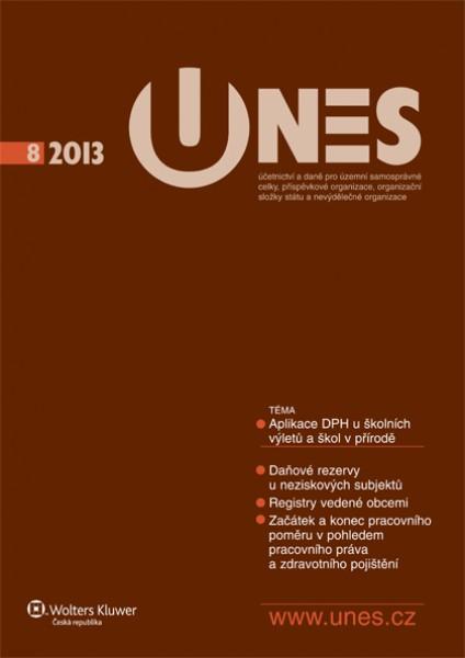 časopis UNES
