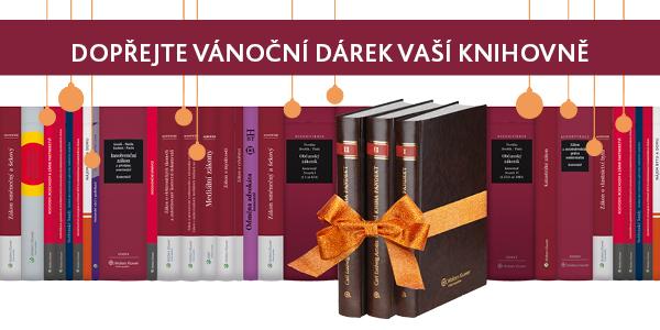Dopřejte vánoční dárek vaší knihovně