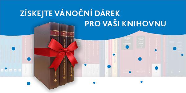 Vánoční dárek pro vaši knihovnu
