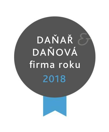 Daňař roku 2018