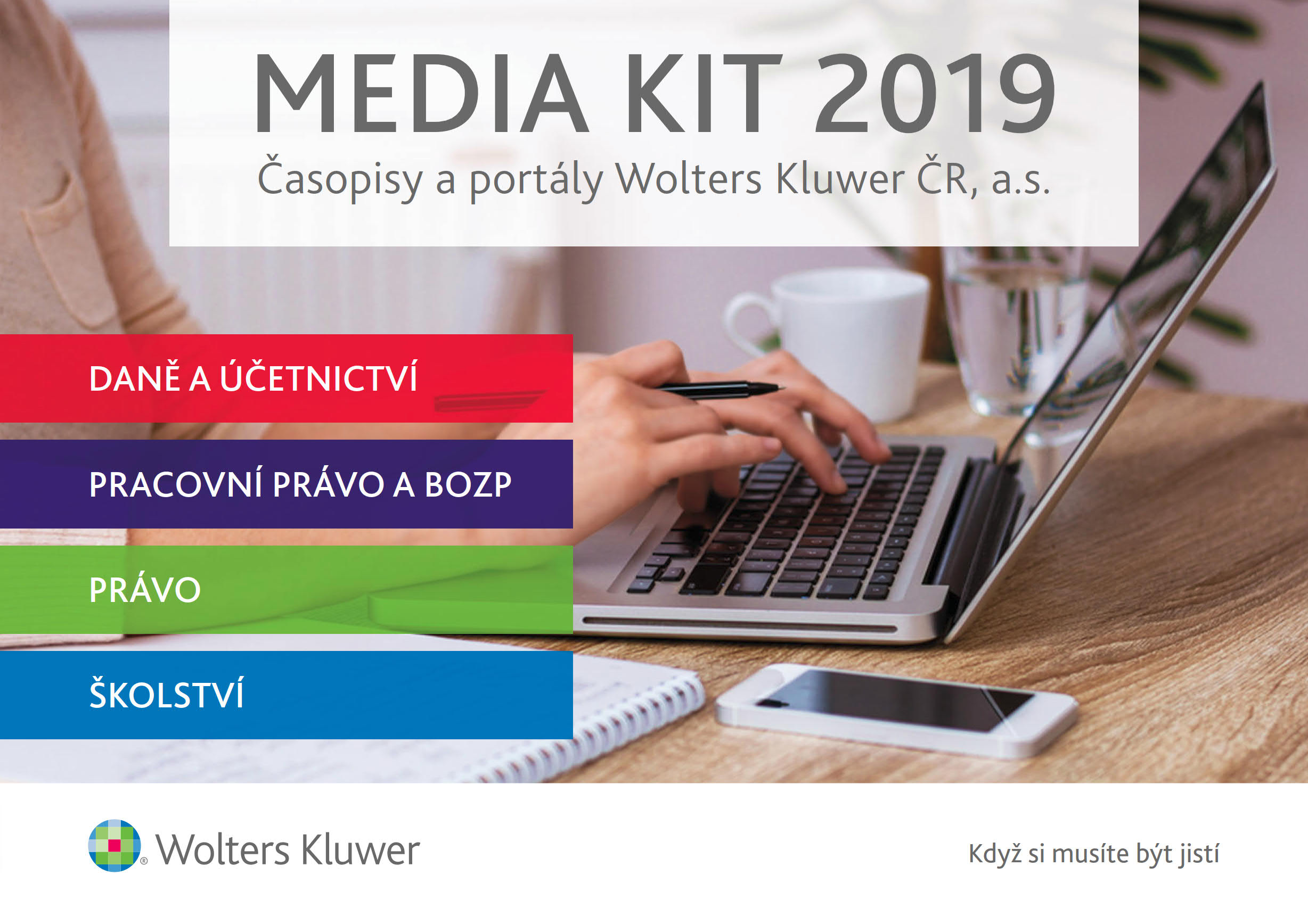 Mediakit Wolters Kluwer 2019