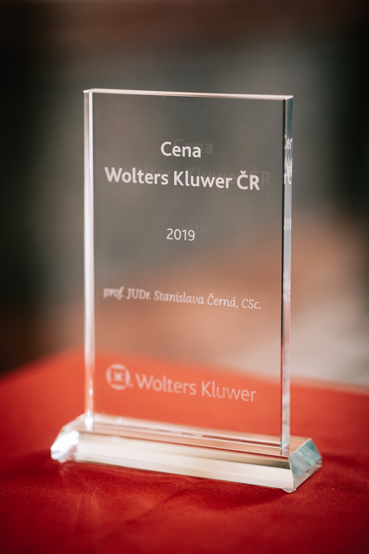 Cena Wolters Kluwer 2019