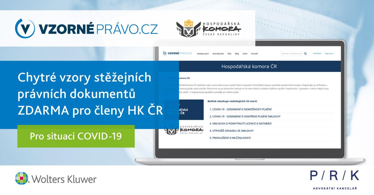 Vzorné Právo HK ČR