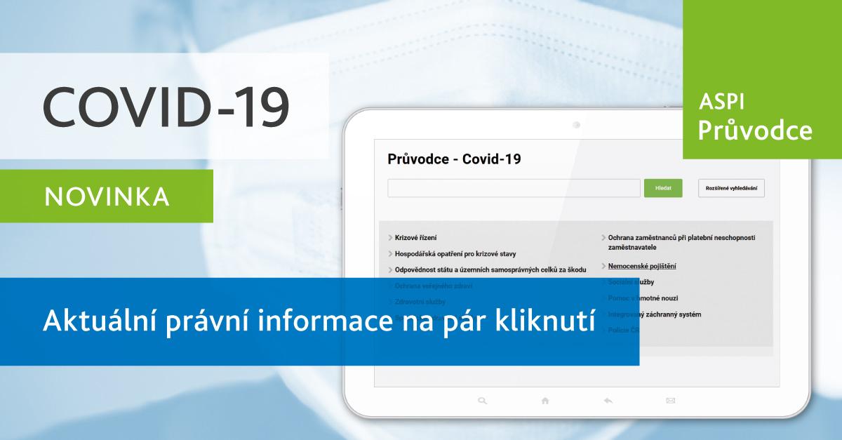aspi průvodce covid-19