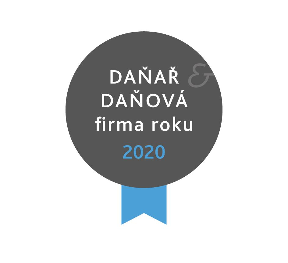 DAŇAŘ & DAŇOVÁ FIRMA ROKU 2020