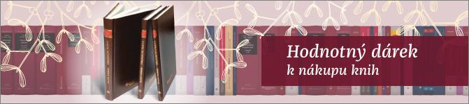 Hodnotný dárek k nákupu knih - Vánoce 2020